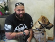 To Hell and Back – How a Service Dog Helped One Veteran Survive