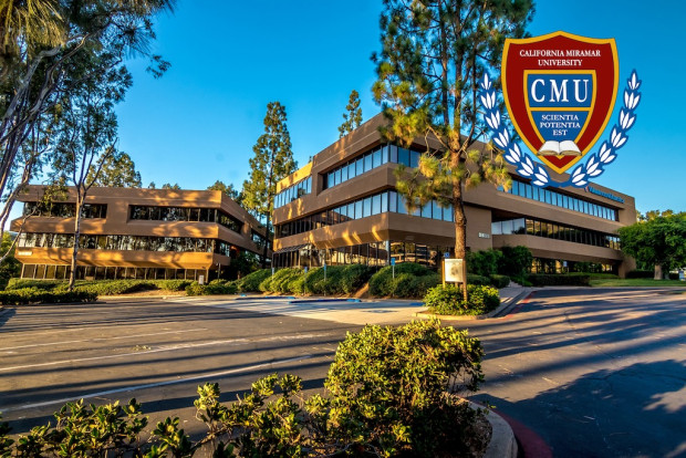California Miramar University has moved to Mission Valley!