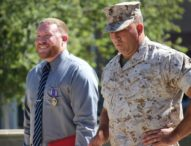 The IED, TBI, and Journey to a Purple Heart.