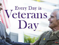 VITAS Healthcare To Honor Veterans with Appreciation Event (Nov 5th)