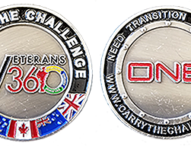 """Veterans 360 Launches a National Campaign """"Carry the Challenge – ONE"""""""