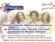 Women Veterans Alliance Unconference 03/24 – 03/26