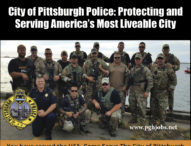The City of Pittsburgh – Police Officer/Firefighter/EMS