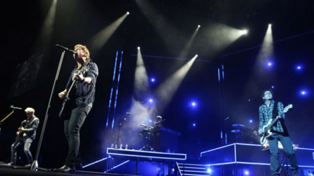 Matchbox 20 Races Into San Diego