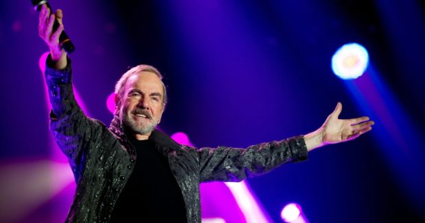 Music Legend Neil Diamond Celebrates 50 Years