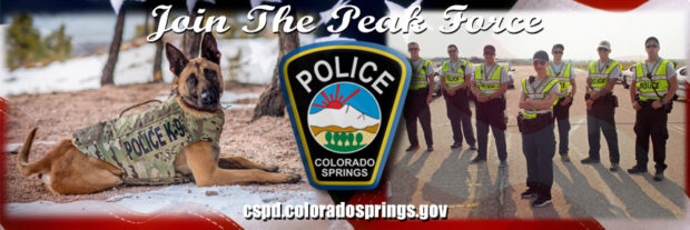 Join The Peak Force – Colorado Springs Police Department