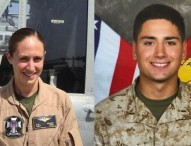 Marines killed in helicopter crash ID'd