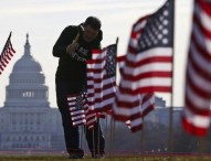 Bill to address veterans' suicide heads to White House