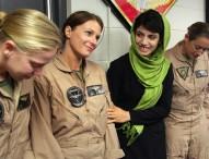 Groundbreaking Female Afghan Pilot Inspires in San Diego