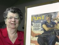 Woman in famed 'Rosie the Riveter' painting dies at 92