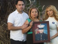 Peralta's family to accept Navy Cross