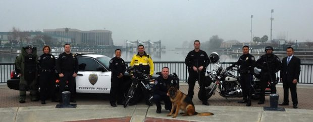 Stockton Police Department – U.S Veterans, JOIN OUR TEAM!