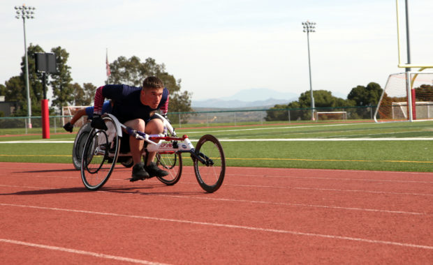 USO San Diego Supports Marine Corps Trials
