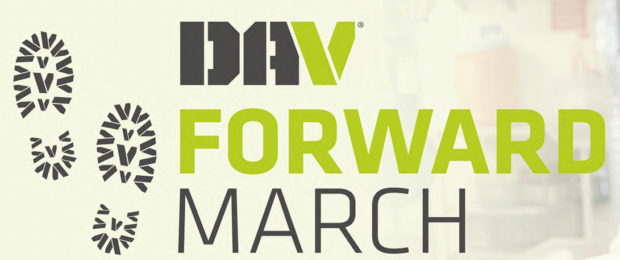 DAV to launch 'pay it forward'