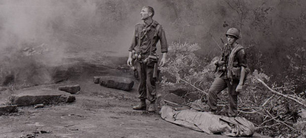"""""""The Vietnam War."""" The May 16 screening event is free and open to the public"""