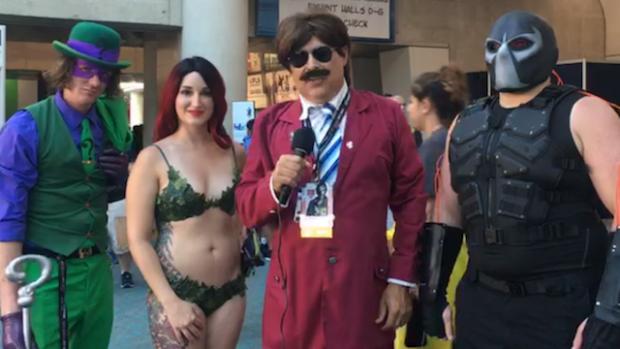 Comic-con Origins Unites for 25th Anniversary Reunion