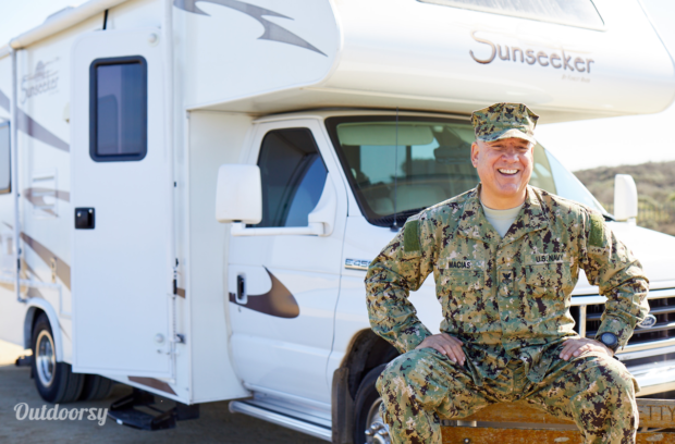 How​ ​one​ veteran found​ ​an​ ​unexpected​ ​entrepreneurial career​ with an RV