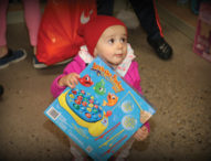 Operation Homefront Distributes Holiday Meals and Holiday Toys to Military Families