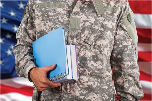 Veterans Receiving College Credit for Starting a Business
