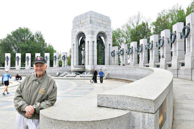 Calling all World War II Veterans!