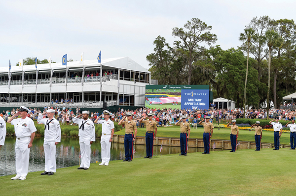 THE PLAYERS Championship – supporting military and their families