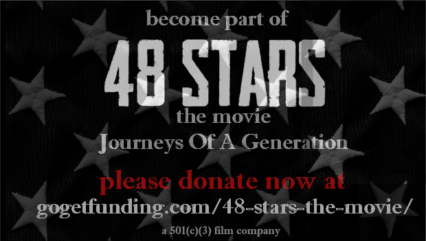 48 STARS THE MOVIE ANNOUNCES CROWD FUNDING CAMPAIGN