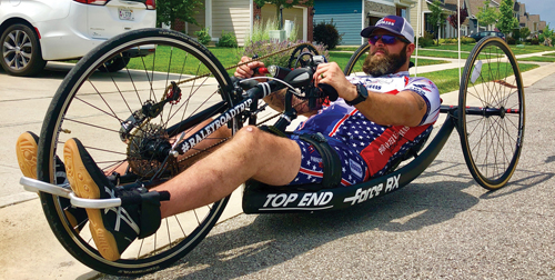 "Veterans In Ambitious ""Raley Road Trip"