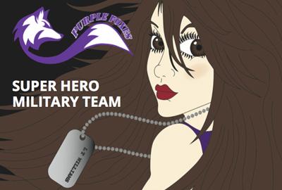 Purple Foxes – Female Forces Unite (Download)
