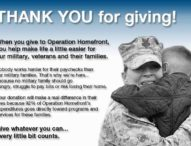 Chobani®  – Help us raise $1 Million for military families!