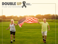 Double Up for Veterans  this Giving Season