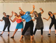 Healing creative movement and dance reconnect body and mind