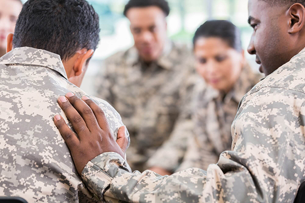 Veterans Can Overcome Isolation