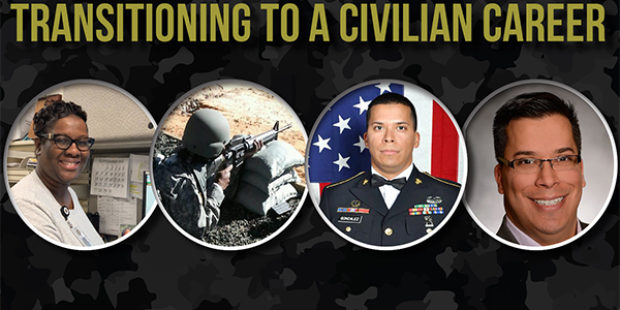 WWP – Transitioning to a Civilian Career