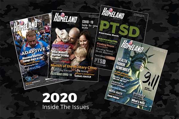 Homeland Magazine – Inside the Issues 2020