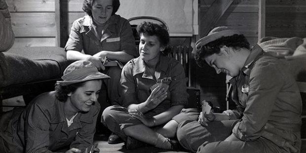 Women warriors take center stage in military film festival