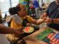 Painting Brings Joy to Severely Injured Warrior